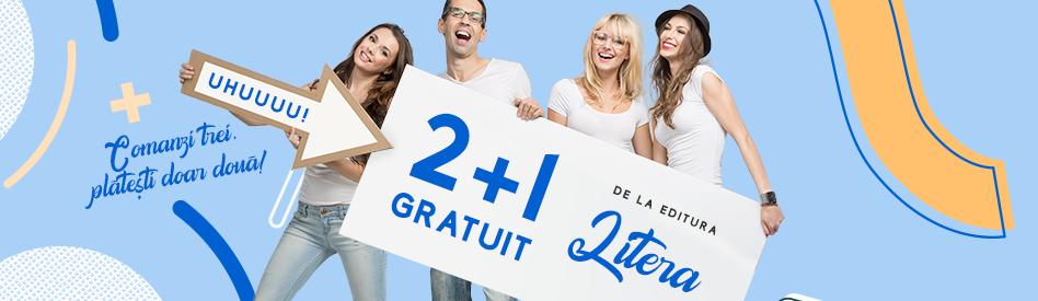 Oferta Libris: Editura Litera - 2+1 gratis