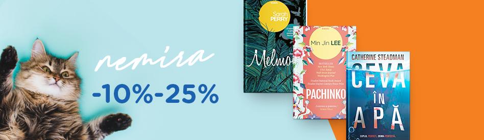 Oferta Libris: Editura Nemira - reduceri de până la 25%