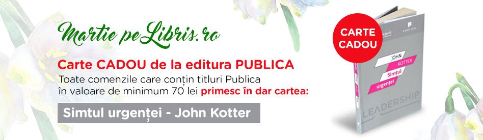 Editura Publica - carte cadou