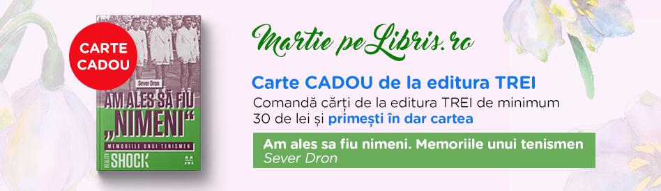 Editura Trei - carte cadou