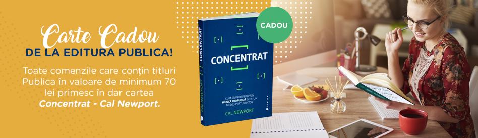 Editura Publica: reduceri de 5% + carte cadou