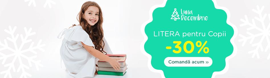 Editura Litera - reduceri de 30%