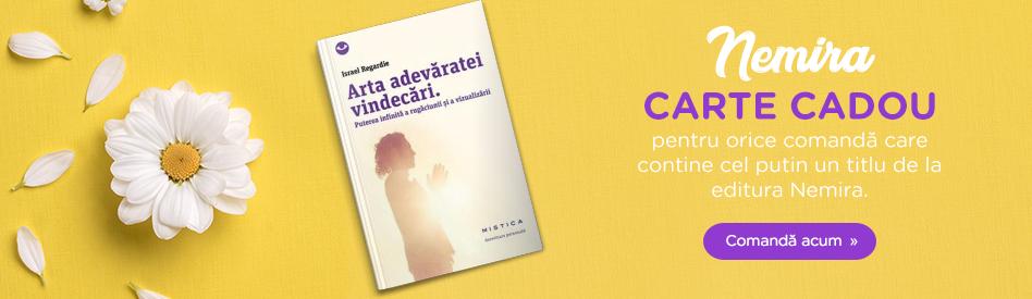 Editura Nemira - carte cadou