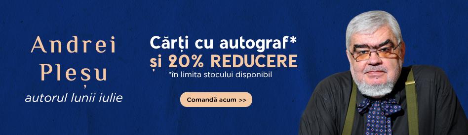 Oferta Libris: Autorul lunii - Andrei Pleşu - reducere de 20%
