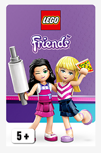seria lego friends