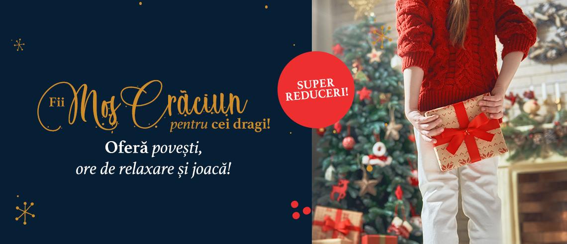 Oferta Libris: Târgul de Crăciun - reduceri de până la 90%