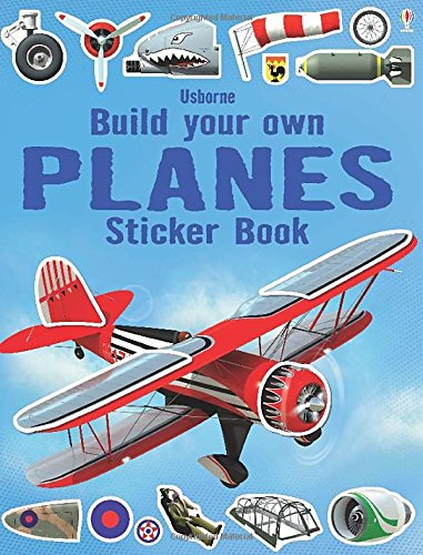 Build Your Own Planes Sticker Book thumbnail