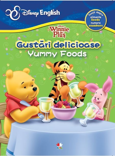 Disney english - Gustari delicioase - Winnie de Plus thumbnail