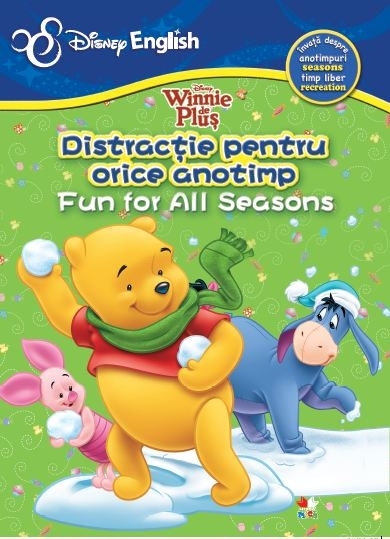Disney English - Distractie pentru orice anotimp - Winnie de Plus thumbnail