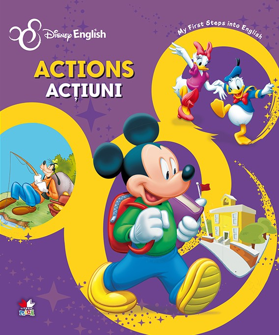 Disney English - Actiuni. Actions thumbnail