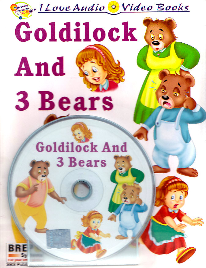 Goldilock And 3 Bears + Cd thumbnail
