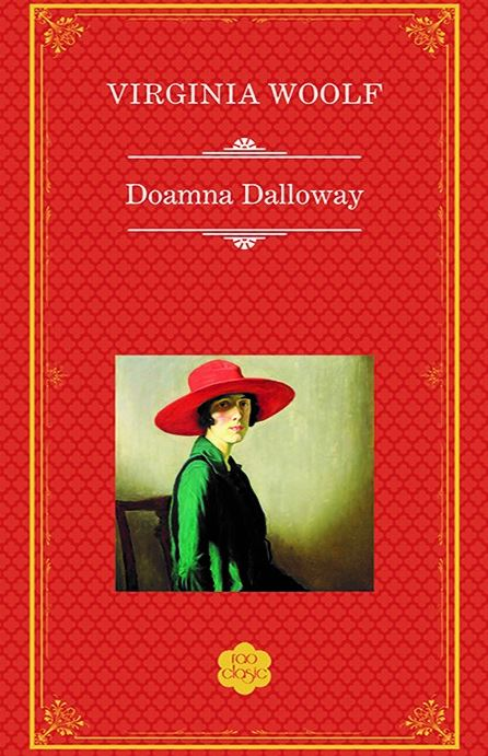 Doamna Dalloway - Virginia Woolf