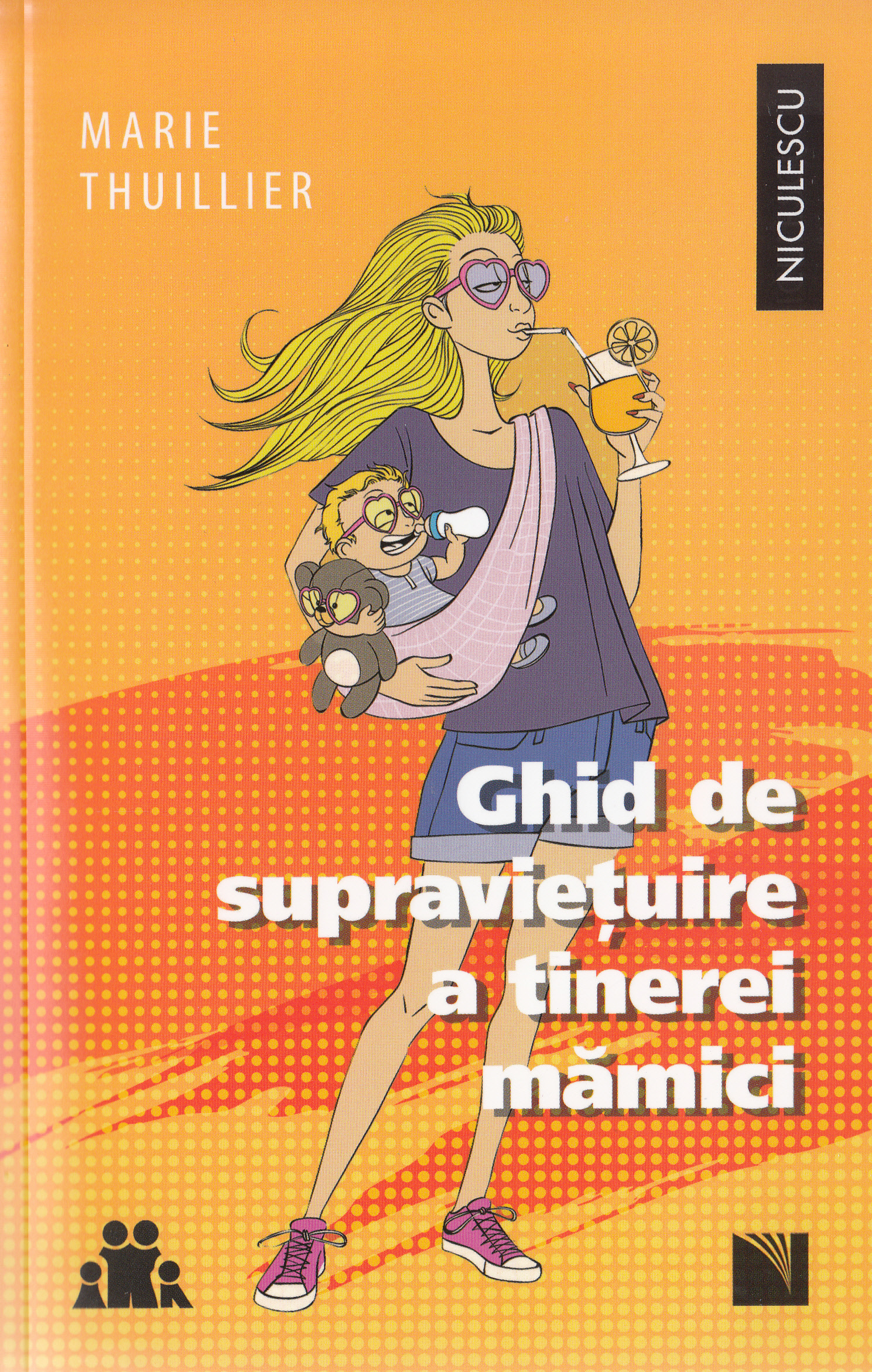 Ghid de supravietuire a tinerei mamici - Marie Thuillier thumbnail