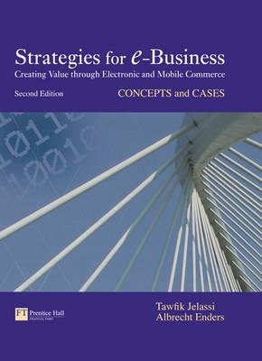 Strategies For E Business Concep & Cases