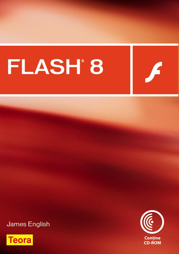 Flash 8 - James English - Contine Cd-Rom thumbnail