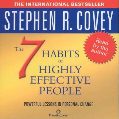 The 7 Habits Of Highly Effective People CD - Stephen R. Covey thumbnail