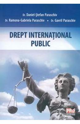 Drept International Public - Daniel-Stefan Paraschiv