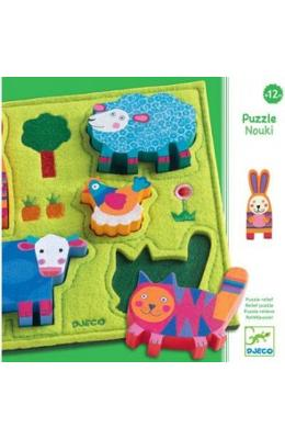 Puzzle Nouki. Animale