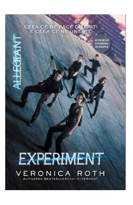 Experiment Vol. 3 - Veronica Roth