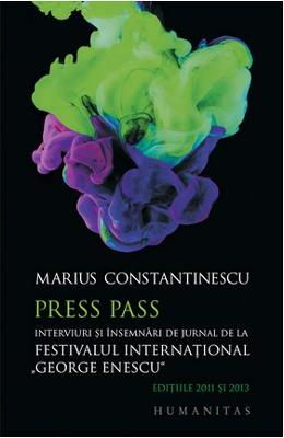 Press Pass - Marius Constantinescu