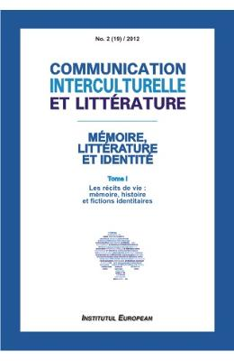 Communication interculturelle et litterature no.1/2012