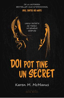 Doi pot tine un secret – Karen M. McManus de la libris.ro