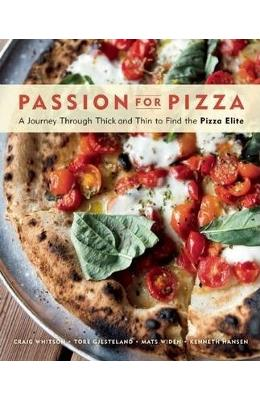 Passion for Pizza - Craig Whitson, Tore Gjesteland