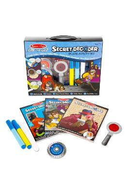 Secret decoder. Set Decodorul de secrete