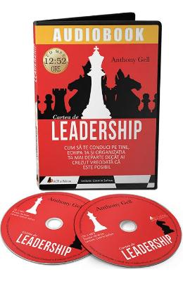 Audiobook. Cartea de leadership - Anthony Gell