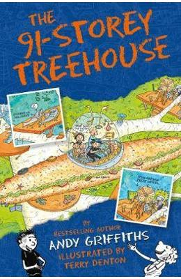 the 91-storey treehouse de la libris.ro