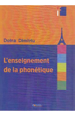 Lenseignement de la phonetique - Doina Dimitriu