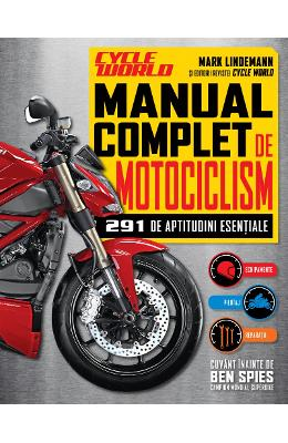 Manual complet de motociclism - Mark Lindemann