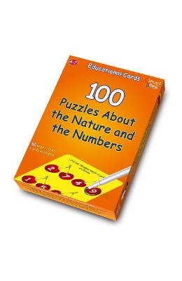 4-7 ani - 100 puzzles about the nature and the numbers