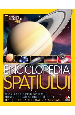 Enciclopedia spatiului - National Geographic Kids