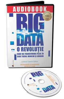 Audiobook. Big Data - Viktor Mayer-Schonberger, Kenneth Cukier