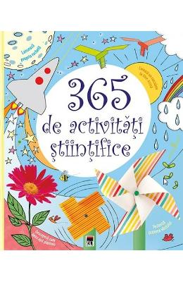 365 de activitati stiintifice si distractive