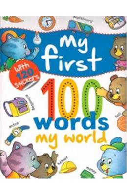 My First 100 Words: My World