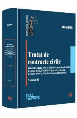 Tratat de contracte civile Vol.2 - Oliviu Puie