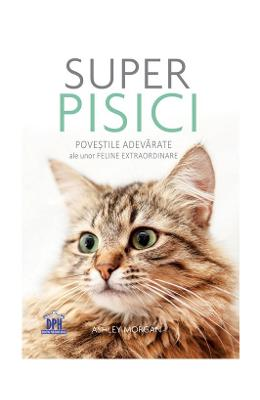 Super pisici - Ashley Morgan