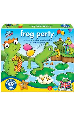 Frog party. Petrecerea Broscutelor