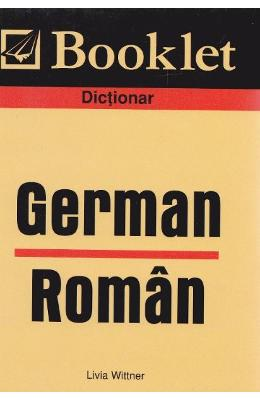 Dictionar German-Roman - Livia Wittner