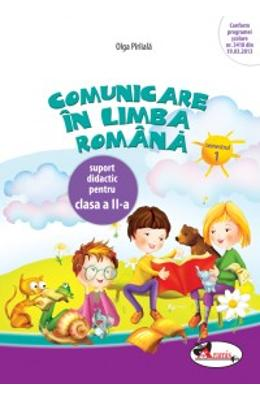 Comunicare In Limba Romana Cls 2 Caiet Sem.1 - Olg
