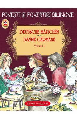Basme germane vol. 2. Deutsche Marchen