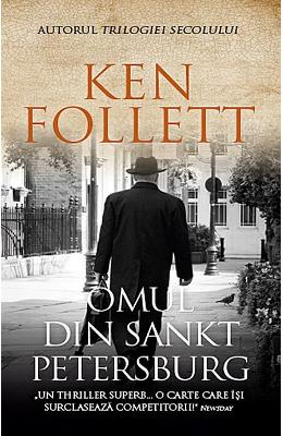 Omul din Sankt Petersburg - Ken Follett imagine