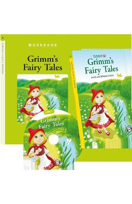 Grimms Fairy Tales - Jacob And Wilhelm Grimm (Compass Classic Readers Nivelul 1)