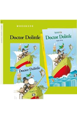 Doctor Dolittle - Hugh Lofting (Compass Classic Readers Nivelul 1)