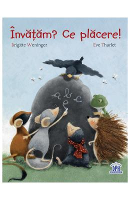Invatam? Ce placere! - Brigitte Weninger, Eve Tharlet imagine