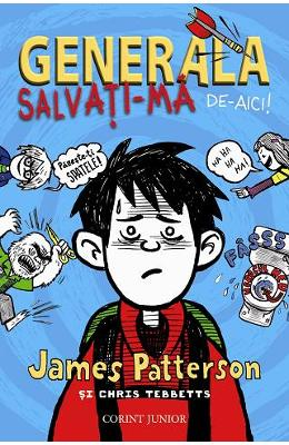 Generala Vol.2: Salvati-ma de aici - James Patterson