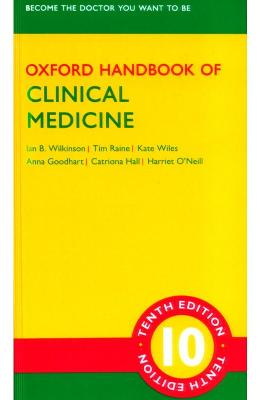 Oxford Handbook of clinical medicine - Ian B. Wilkinson, Tim Raine