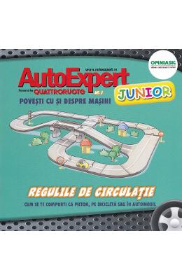 Autoexpert junior nr. 3 - Regulile de circulatie